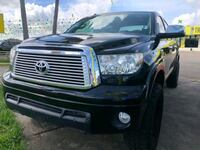 2012 Toyota Tundra con 4000 down payment  Houston