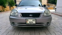2004 - Hyundai - Accent Yurt