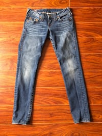 True Religion + Miss Sixty All size 25 Markham