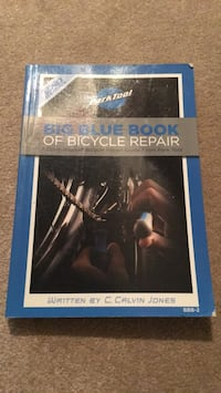 Bicycle repair book