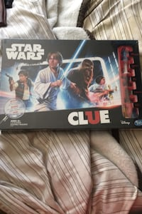Star Wars clue board game  Spring Hill, 34609