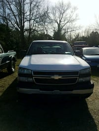 2007 Chevrolet Silverado 1500 Work Truck Regular C