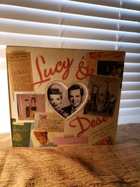 I LOVE LUCY COLLECTABLES