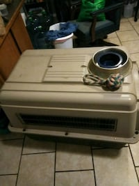 white and gray portable air cooler 552 mi