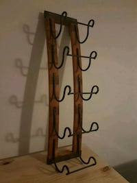Wine Rack ~ Vintage look Mississauga, L5J 4K2