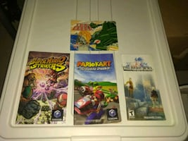 Video game manuals - read details