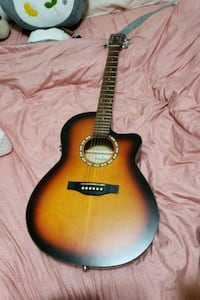 Simon & Patrick Electric Acoustic Guitar