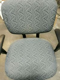 grey office Rolling Chair