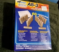 Bulk Pack of 24 Single Stage A8-3 Rocket Engines - Unopened!  Bristow, 20136