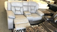 2018 super soft cool Reclining Sofa or loveseat also available Chair Livingroom