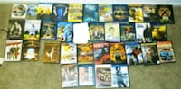 assorted Sony PS2 game cases Anaheim, 92806