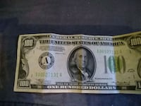 Federal reserve note Chickasaw, 36611