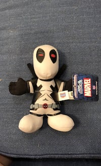 Nerd Block RARE White Deadpool Baltimore, 21227