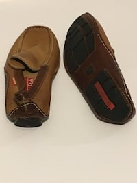 Prada leather shoes, size 10, I used them once.  Firm price. Toronto, M6E 2J8