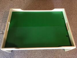 Play Table with 2 Storage Drawers