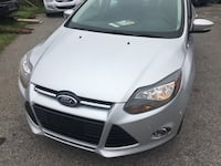 100% FINANCING EVERYONE APPROVED Ford - Focus - 2012 Ottawa, K1T 1N5