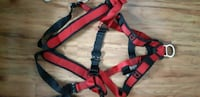Fall harness w/6' lanyard and 50' rope and rope gr Cambridge