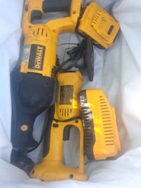20v Dewalt power tools with charger and  attery Waterloo