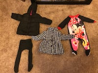 Baby girl coat & jacket size 18 months Albuquerque, 87124