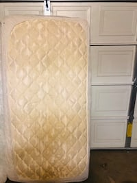 Free twin mattress with box springs