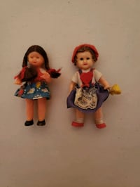 Western Germany Doll and ARI Doll