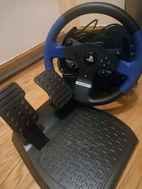 PS4 RACING WHEEL