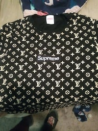 Supreme/Louis Vuitton shirt Brandon, 39047