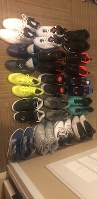 Assorted pairs of shoes lot Edwards, 93523