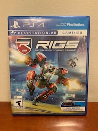 RIGS PlayStation 4 VR game