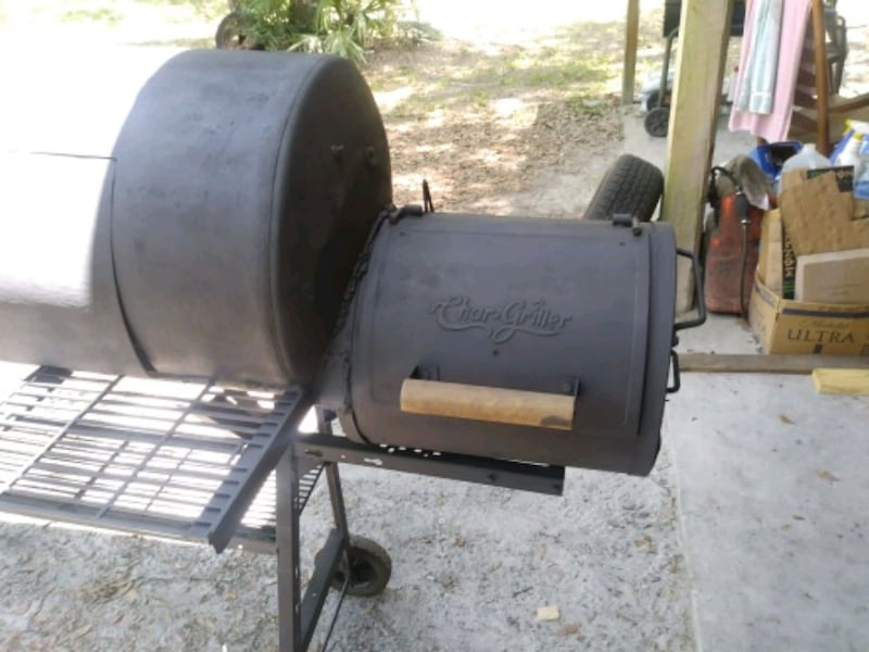 Used Smoker N Grill Combo For Sale In Fanning Springs Letgo