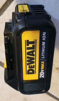 NEW DELWALT BATTERY 20V MAX 3.0AH San Jose, 95110