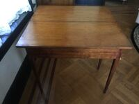 Antique  Folding Table Port Chester, 10573