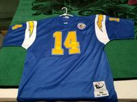 blue and yellow NFL jersey Imperial Beach, 91932