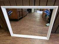 Large Framed Mirror Davenport, 52804