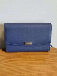 Kate Spade Winni Laurel Way Saffiano Oceanic Blue Toronto, M6M 4E1