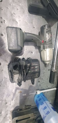 Older model Matco 1/2in impact driver Anchorage, 99508