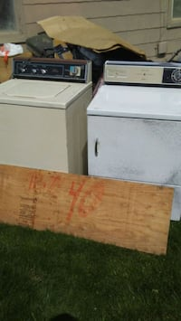 white washer and dryer set Nampa, 83687
