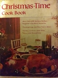 cookbook Christmas Time cookbo Baltimore, 21223