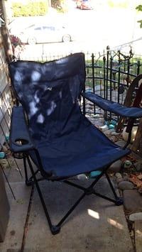 Large adult folding camp chair Mississauga, L5J 3L7