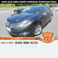 2013 Lincoln MKZ Stafford, 22554