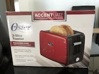 Oster 2-Slice Toaster Extra Wide
