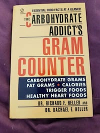 Carbohydrate addicts Gram counter Edmonton, T5S 1T5