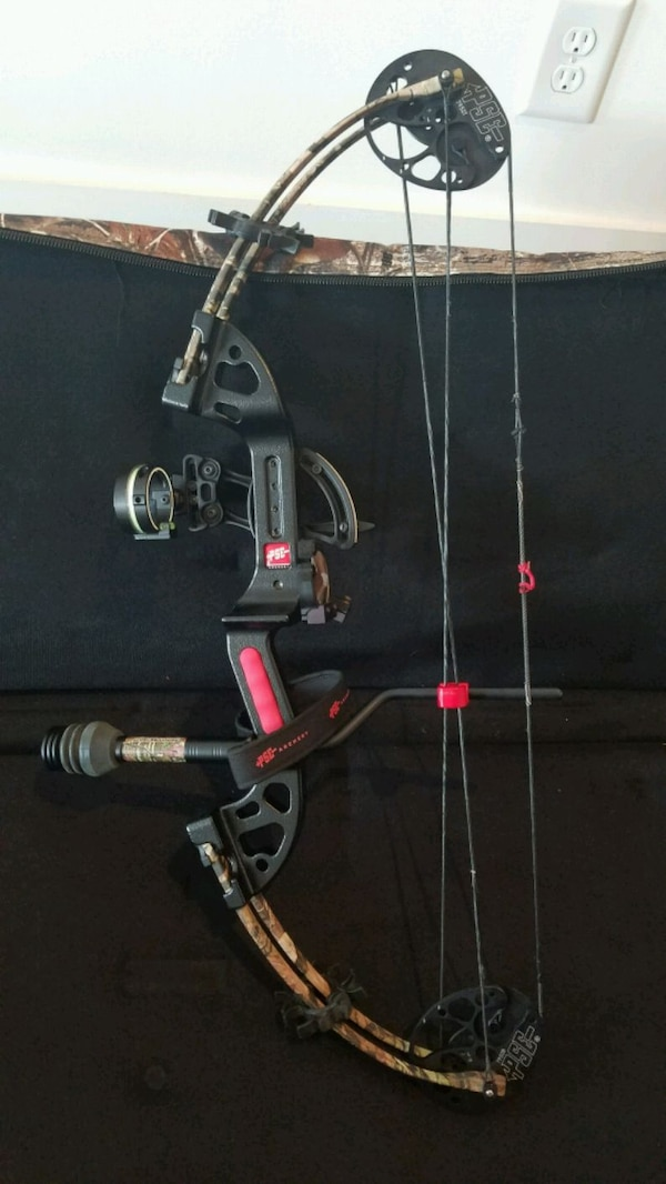 PSE Mini Burner Compound Bow Package