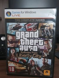 GRAND TEHFT AUTO IV  EPISODES FROM LIBERTY CITY Adana
