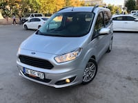2018 Ford Tourneo Courier Journey 1.5L TDCI 95PS EU6 TITANIUM PLUS Aksaray Merkez
