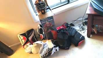 Roller hockey Goalie Equipment