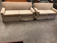 Brand new couch and loveseat set 339 mi