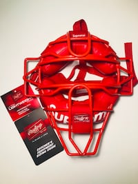 Supreme Rawlings Catchers Mask Silver Spring, 20901