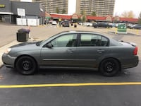 2005 Chevrolet Malibu - GREAT STARTUP CAR Edmonton