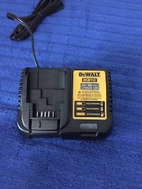 black and yellow Dewalt battery charger Gloucester City, 08030